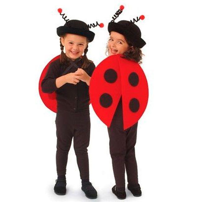 Disfraces para niños... Fácil, económico y rápido!
