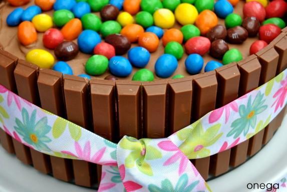 Cumplea os f ciles y creativos for Decoracion de tortas faciles