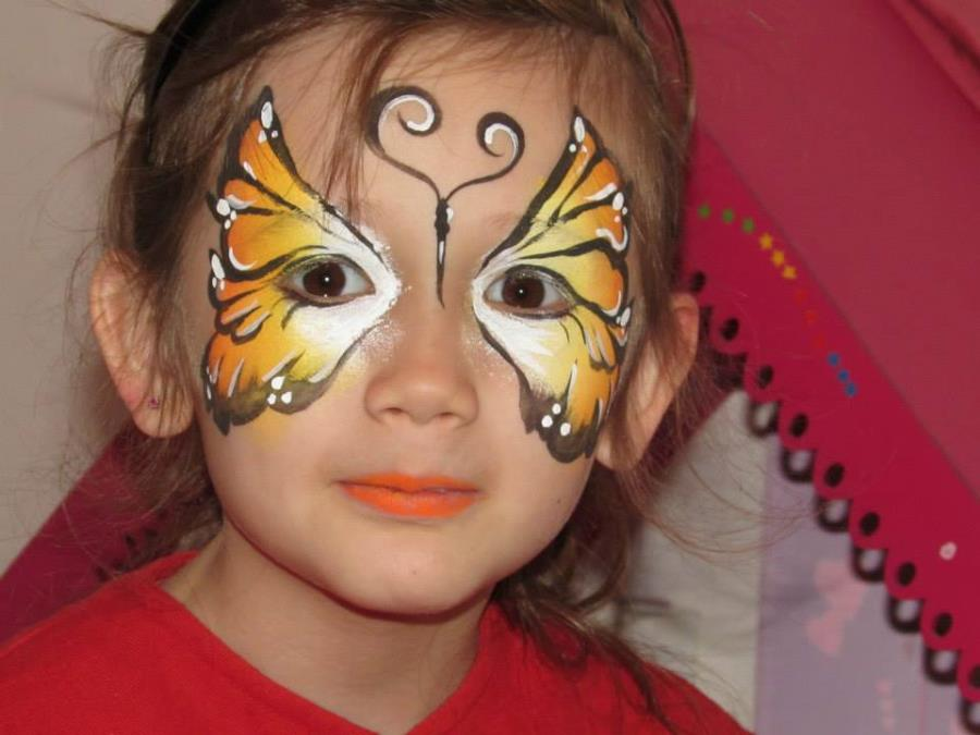 Lourdes Mellano Maquillaje Infantil