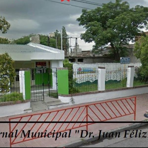 "Jardín Público Municipal ""Juan Félix Cafferata"""