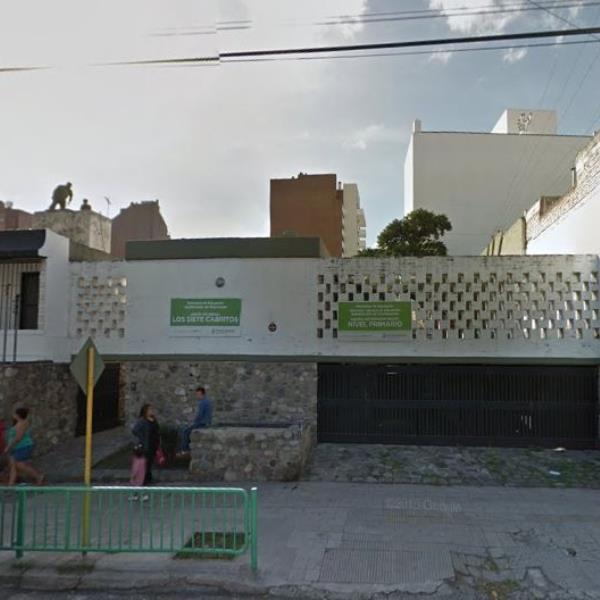 """Jardín Público Municipal """"Los Siete Cabritos"""""""