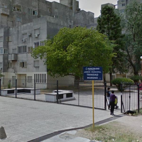 """Jardín Público Municipal """"Trinidad Moreno"""""""