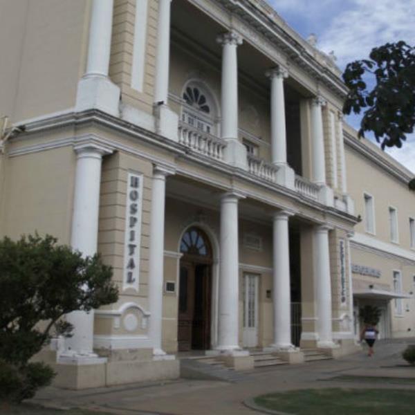 Hospital Pediátrico del Niño Jesús (Ex Casa Cuna)