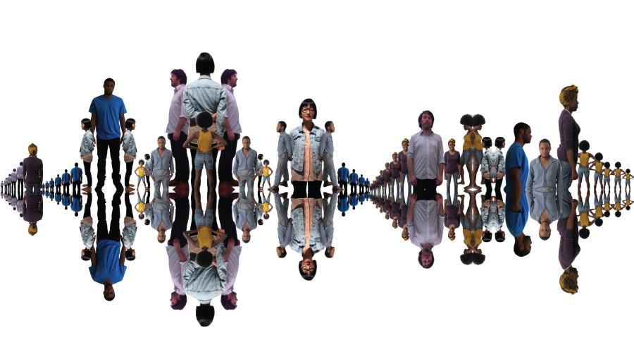 13 Artistas que serán referentes del arte contemporáneo en poco tiempo.