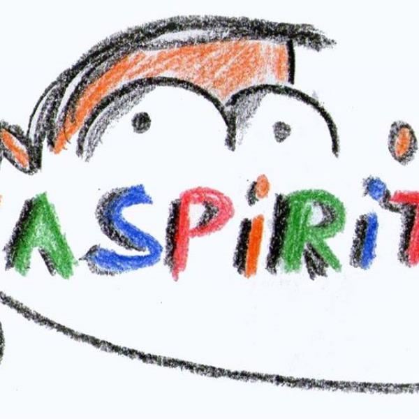 CASPIRITO... Dibujo de un sueño.