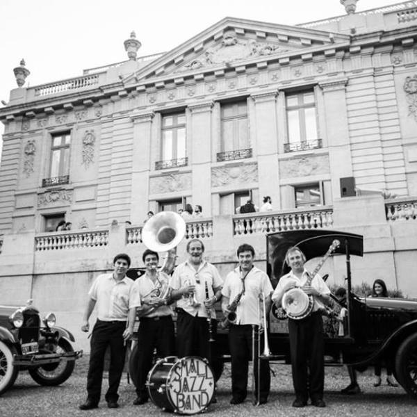 SMALL  JAZZ  BAND... La Banda de Jazz de Córdoba.