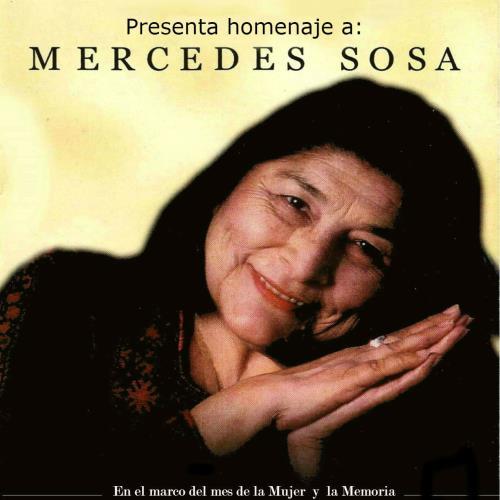 CANTORA, homenaje a Mercedes Sosa