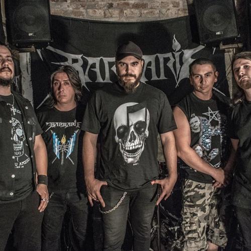 BARBARIE: Metal cien por ciento argentino