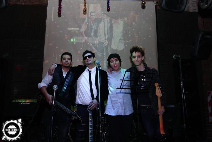 Box Sound: La banda que tenés que ver en vivo