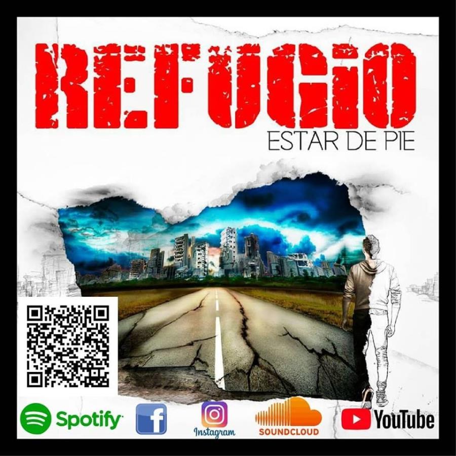 "Refugio sigue presentando ""Estar de pie"""