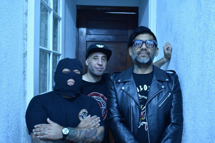 """Los Vencidos  presentan su Ep """"Punk Rock is not a crime"""""""