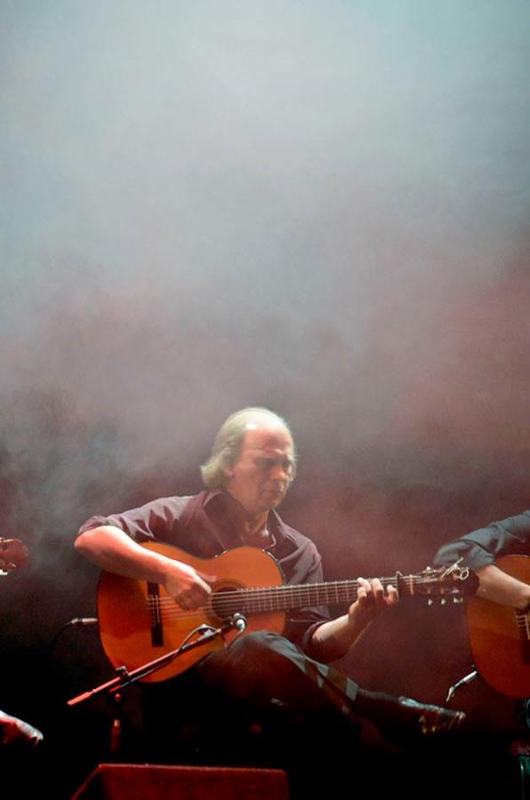 Enrique de Córdoba Guitarrista Flamenco