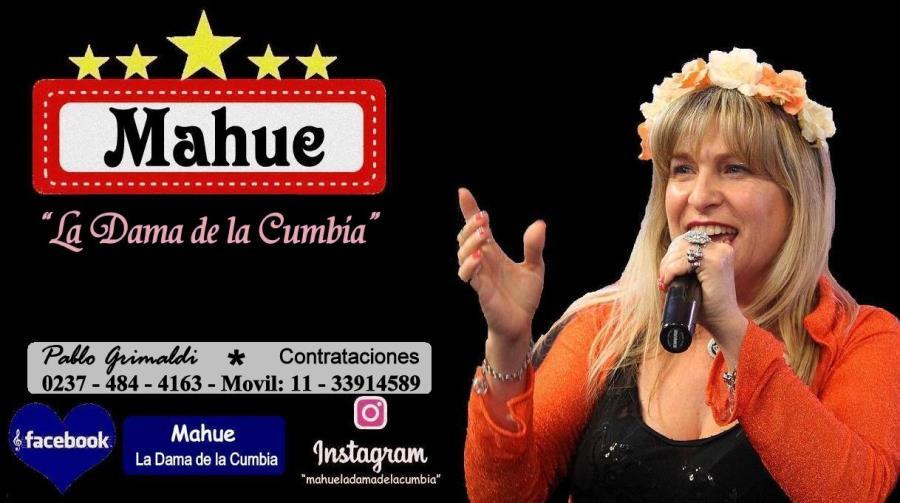 Mahue La Dama de la Cumbia