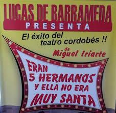ERAN CINCO HERMANOS Y ELLA NO ERA MUY SANTA