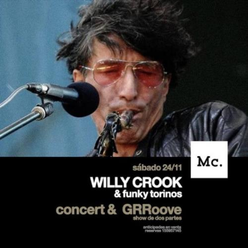 Willy Crook y Funky Torinos