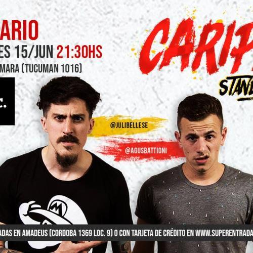 Caripa Stand Up en Rosario