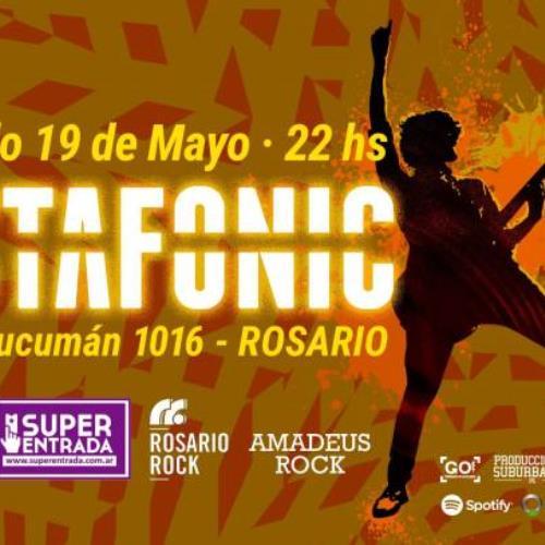 Octafonic regresa a Rosario con nuevas canciones