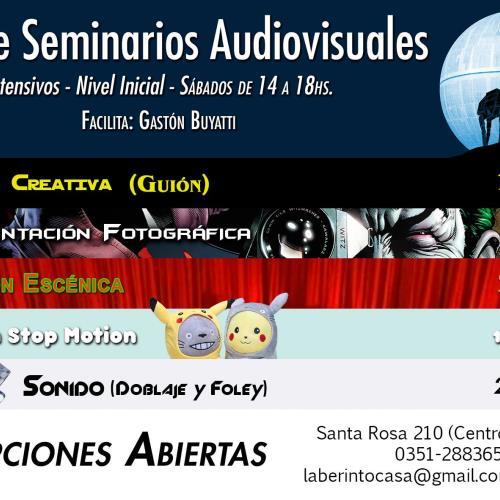 Ciclo de seminarios audiovisuales
