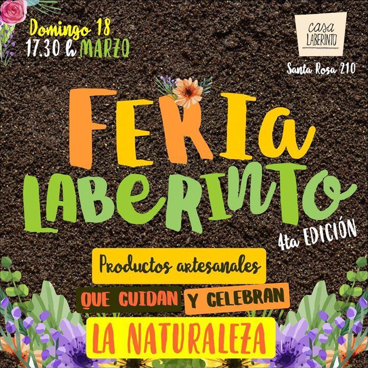 4ta Feria de Productos que cuidan y celebran la naturaleza
