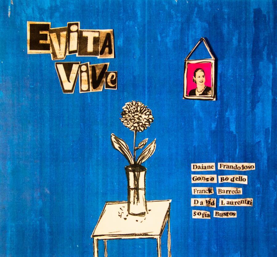 Evita, Vive de Nestor Perlongher