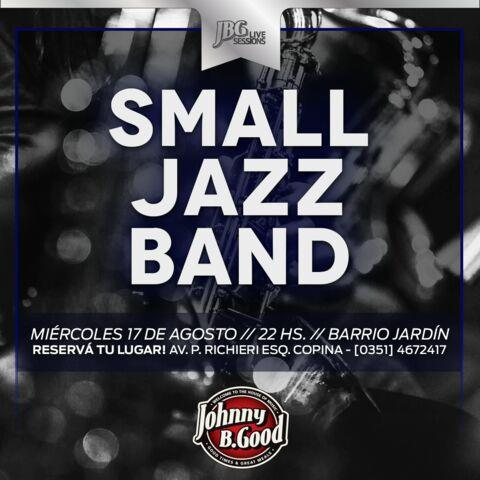 Small Jazz Band en Johnny B Good