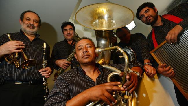 Small Jazz Band en El Club de la Serpiente