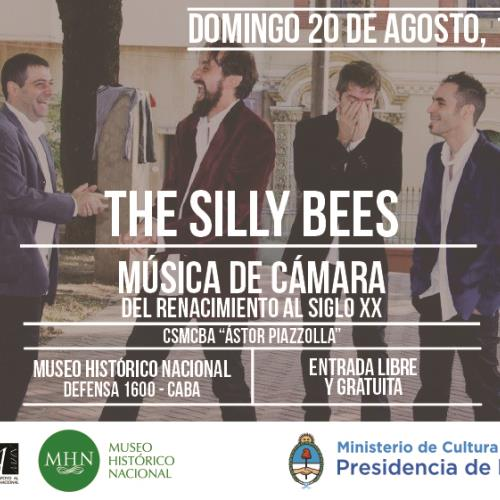 """THE SYLLI BEES"" (CSMCBA ÁSTOR PIAZZOLLA)"