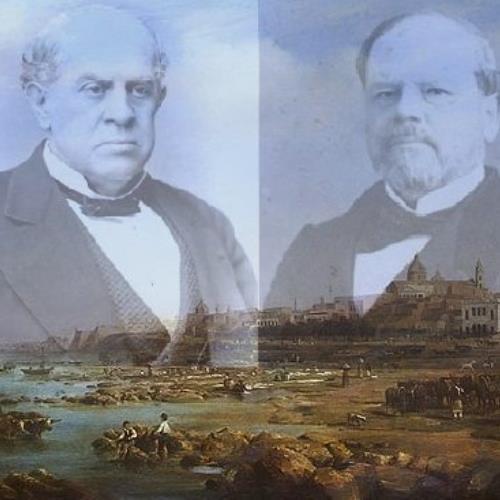Sarmiento y Esnaola, un duelo criollo