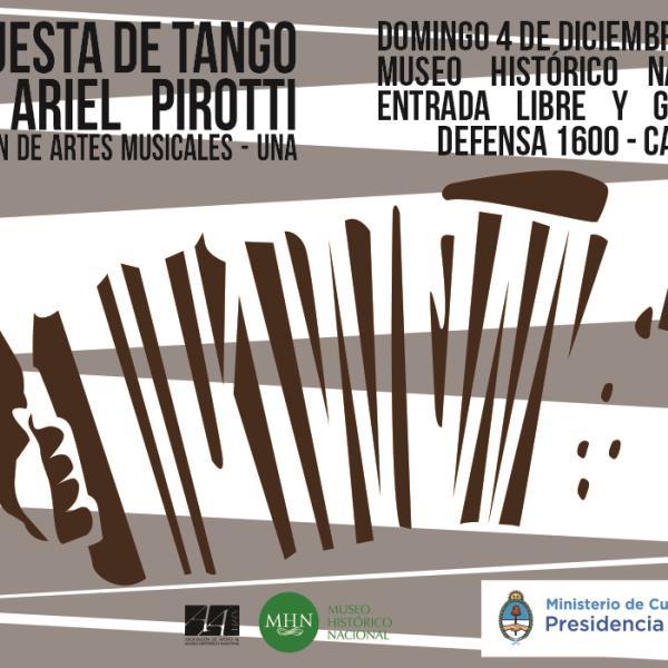 Concierto de la Orquesta de Tango de la UNA