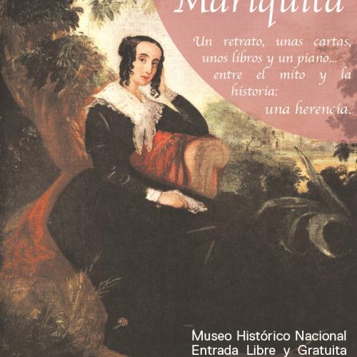 """Concierto """"Recuerdos de Mariquita"""" a cargo de María Laura del Pozo."""