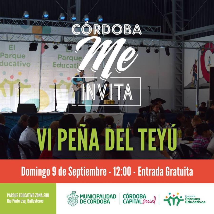 VI Peña del Teyú