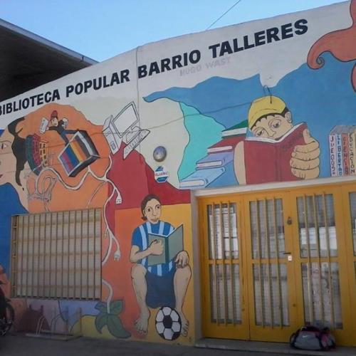 BibliotecaPopular Barrio Talleres