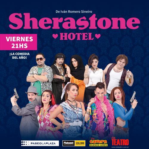 Sherastone Hotel de Ivan Romero Sineiro