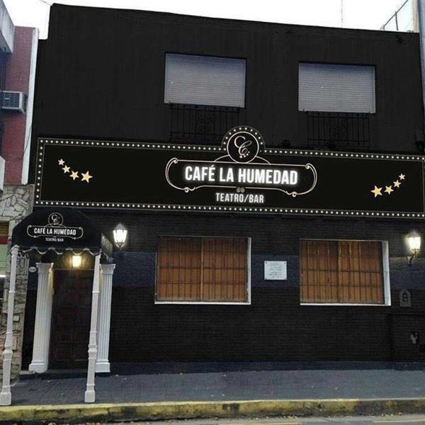 Café la Humedad - Teatro / Bar