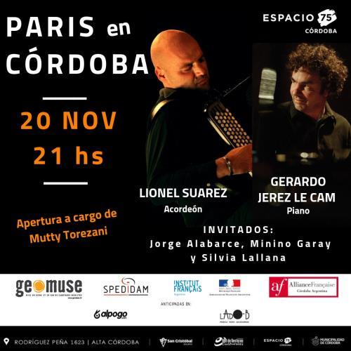 París en Córdoba