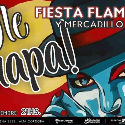 Ole Guapa! Fiesta Flamenca y Mercadillo de Arte
