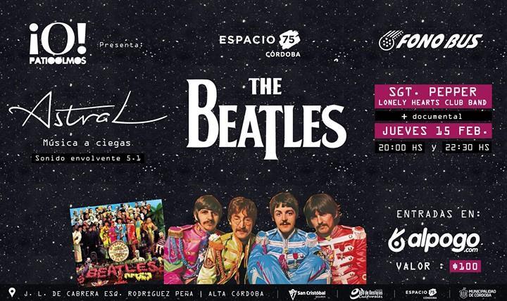 Música A Ciegas! The Beatles -Sonido Envolvente 5.1