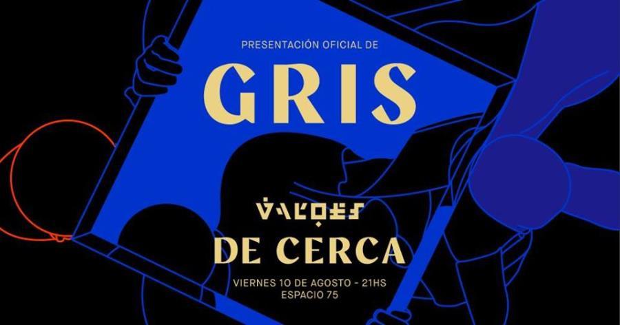 """Presentación de álbum """"Gris"""" del Dúo Valdéz"""