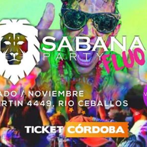 Sabana Party Fluo