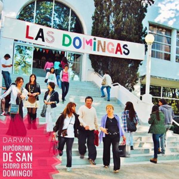 EXPOFERIA DE DISEÑO LAS DOMINGAS