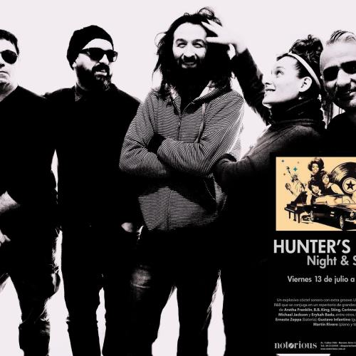 Hunter's Spirits- Night & Soul