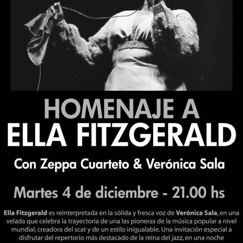 Homenaje a Ella Fitzgerald