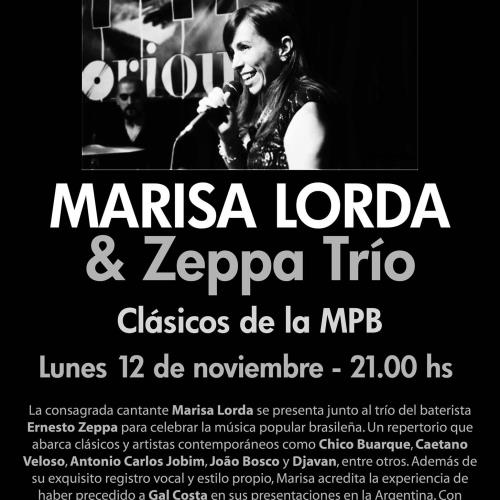 Marisa Lorda & Zeppa Trío