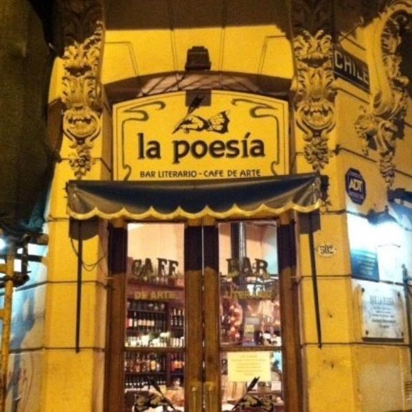 Bar La poesía