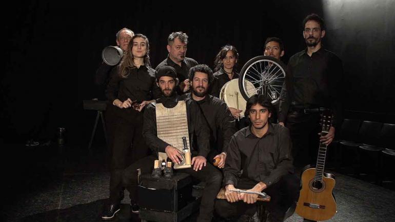 Tetete, el Che para principiantes, de Zéppelin Teatro.
