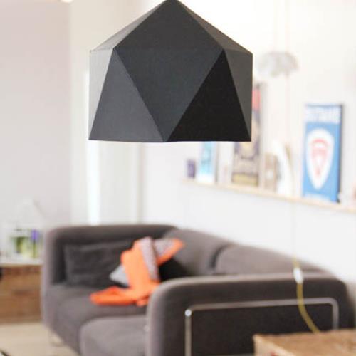Lámpara Poly