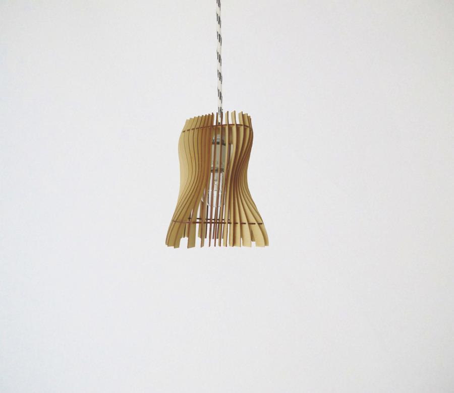 Lámpara Organic