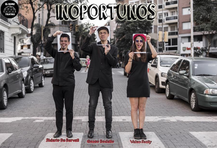 Inoportunos Café Concert