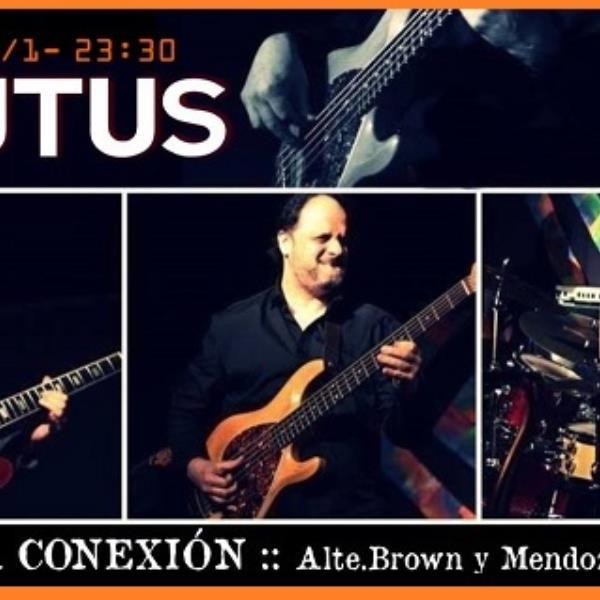 """El #BrutusTour En """"La Vieja Conexion"""" El 21 De Enero"""