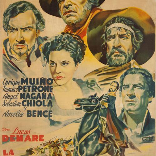 El patrimonio del Museo del Cine expone la colección original que perteneció a Pablo Christian Ducrós Hicken.